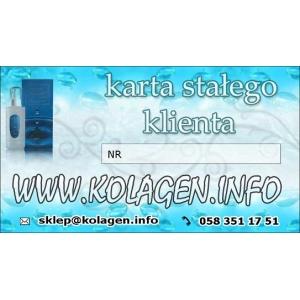 Karta Stalego Klienta Gdanskie Centrum Kolagenu